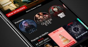 Netflix'ten hikayeler tadında mobil ön izlemeler özelliği