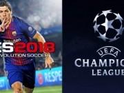 PES Şampiyonlar Ligi kozunu finalin ardından kaybediyor