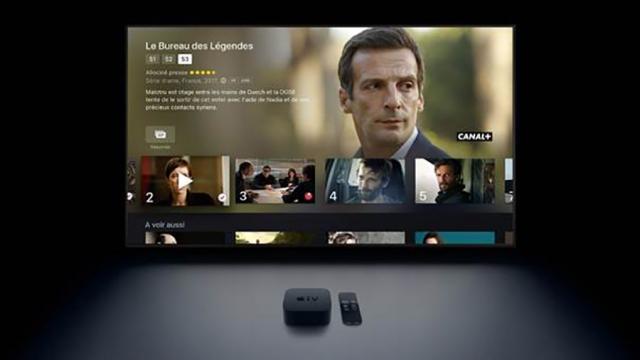 canal+ apple tv 4k