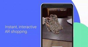 Google artırılmış gerçeklik deneyimini Instant Apps'e taşıyor