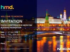 HMD Global 29 Mayıs'ta Rusya'da yeni Nokia telefonlarını tanıtacak