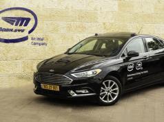 Intel sürücüsüz otomobil teknolojisini Kudüs'te test ediyor