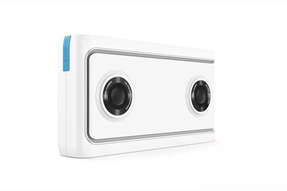 Lenovo Mirage Camera 299 dolarlık fiyatıyla yurt dışında satışta
