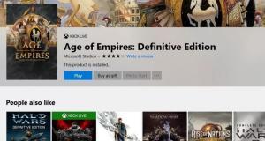 Microsoft dijital hediye programına PC oyunlarını da dahil ediyor
