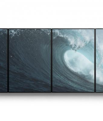 Microsoft Surface Hub 2: 50.5 inç 4K döndürülebilir ekran