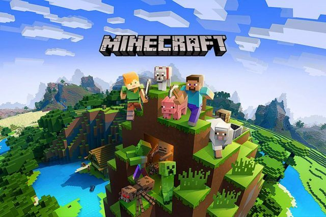microsoft minecraft apple tv