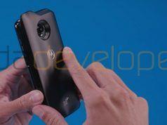 Moto Z3 Play ve 5G Moto Mod'u gösteren fotoğraflar internete sızdı