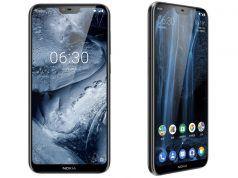 Nokia X6 tanıtıldı: 5.8 inç çentikli ekran, Snapdragon 636