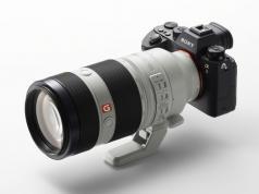 Sony 2021'de kamera pazarının zirvesine yerleşmeyi hedefliyor
