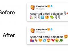 Twitter Android uygulamasında kendi emoji setini kullanmaya başlıyor