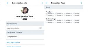 Twitter şifrelenmiş mesajlaşma özelliğini Android'de test ediyor