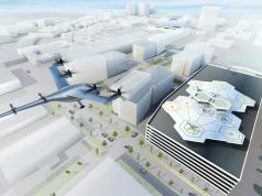 Uber uçan taksi araştırmaları için Paris'te bir merkez açıyor