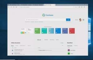Windows 10 Setler ile uygulamalar ve web sitelerini birbirine bağlayacak