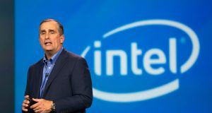 Brian Krzanich Intel CEO'luğundan istifa etti