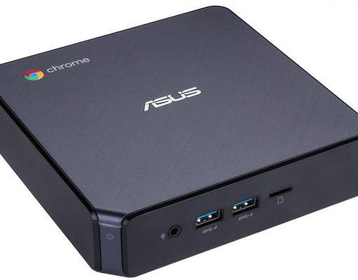 Asus Chromebox 3 sekizinci nesil Intel işlemciler ve 4K UHD desteğiyle geliyor