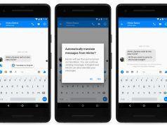 Facebook Messenger İspanyolca ve İngilizce arasında çeviri yapabiliyor