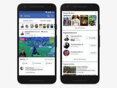 Facebook oyun yayıncılarını bulmayı ve desteklemeyi kolaylaştırıyor