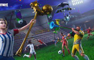 Fortnite Dünya Kupası'nın başlangıcını özel içeriklerle kutluyor