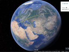 Google Earth ölçü aracıyla harita üzerinde mesafe ölçmeyi kolaylaştıracak