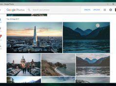 Google Fotoğraflar web sürümü masaüstü uygulaması gibi çalışacak