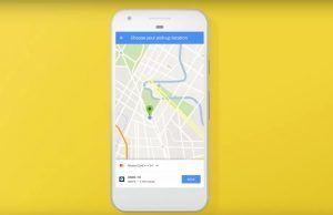 Google Haritalar Android uygulaması üzerinden Uber çağırılamayacak