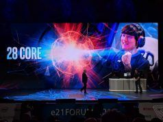 Intel 28 çekirdekli işlemcinin ipuçlarını verdi