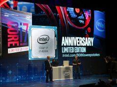Intel'den 8086K'nın özel yıl dönümü versiyonu