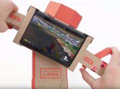 Mario Kart 8 Deluxe Nintendo Switch üzerinde Labo desteğine kavuştu
