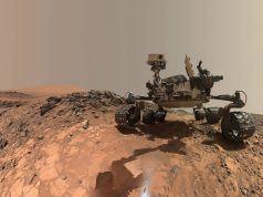 NASA'nın Curiosity aracı Mars'ta organik moleküller buldu