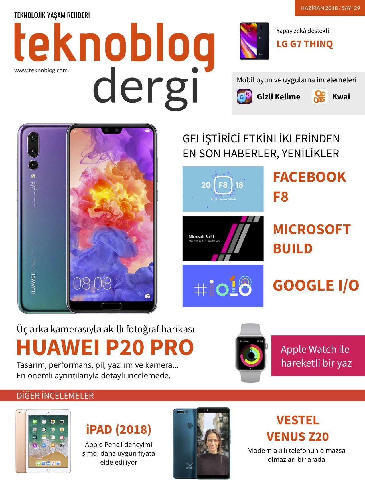 teknoblog dergi sayı 29