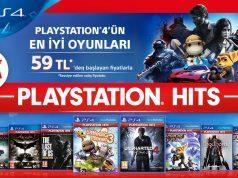 Sony PlayStation Hits ile popüler PS4 oyunlarını uygun fiyatla sunacak