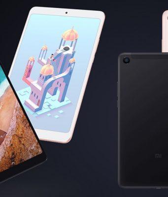 Xiaomi Mi Pad 4 tablet tanıtıldı: Snapdragon 660 işlemci, 8 inç ekran