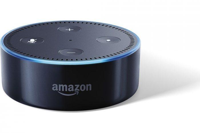 Yeni Amazon Echo Dot'a ait olduğu söylenen fotoğraflar internete sızdı
