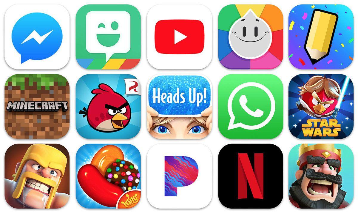 app store popüler uygulamalar
