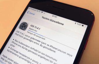 iOS 11.4.1 yayınlandı, güvenlik tarafında önemli bir yenilik geldi