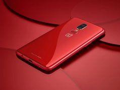 Kırmızı OnePlus 6 satışa sunuluyor