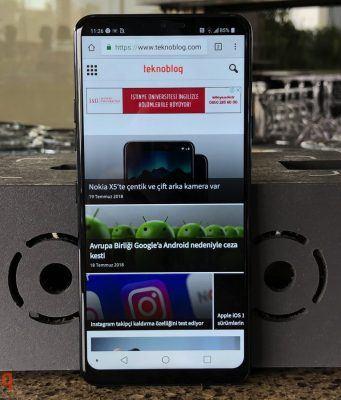 LG G7 ThinQ Ön İnceleme – Video