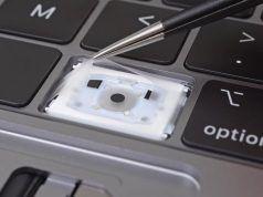 Apple yeni yöntemiyle MacBook Pro klavyesini tozdan koruyor