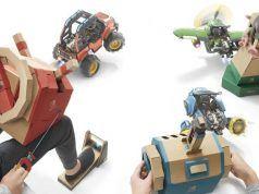 Nintendo Labo Taşıt Kiti araba, denizaltı ve uçak kullanma deneyimi yaşatacak