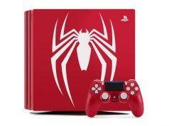 "Sony'den Spider-Man şerefine ""İnanılmaz Kırmızı"" PS4 Pro"