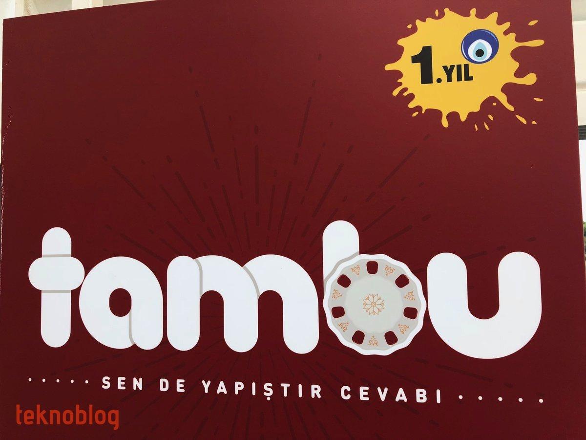 Türk Telekom'un milli dijital klavyesi Tambu ilk yılını nasıl geçirdi?