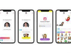 Tinder kullanıcıları birbirlerine Bitmoji'lerini gönderebilirler