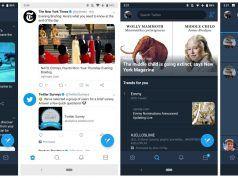Twitter Android uygulamasına navigasyon çubuğu ekliyor