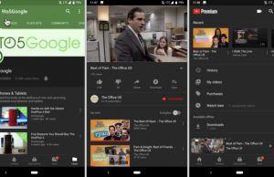 YouTube Android uygulamasına koyu tema geldi