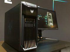 Acer Predator X oyun bilgisayarı önümüzdeki kış satışa sunulacak
