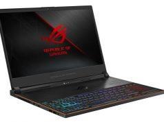 Asus ROG Zephyrus S, dünyanın en ince oyun dizüstü bilgisayarı tanıtıldı
