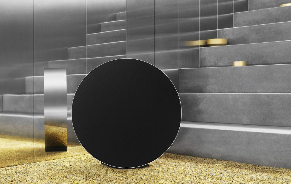 Bang & Olufsen Beosound Edge kaliteli sesi ilginç tasarımla sunuyor