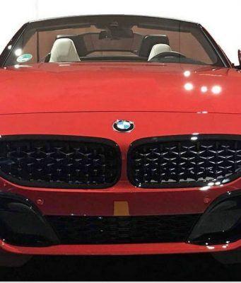 2019 model BMW Z4'e ait fotoğraflar ortaya çıktı