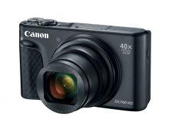Canon PowerShot SX740 HS kompakt kasada 4K kayıt imkanı sunuyor