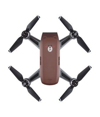 DJI Line Friends Spark drone'u tanıttı